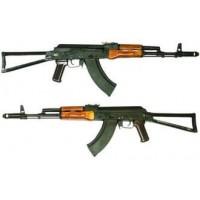 Макеты отечественного оружия
