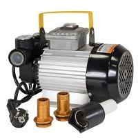 Насос для дизельного топлива, 220в, 60 л/мин