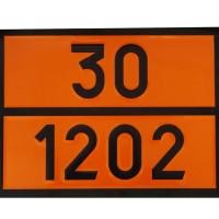 Таблички по ДОПОГ, маркировка опасных грузов